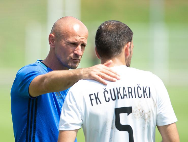 FK Čukarički, FK Proleter