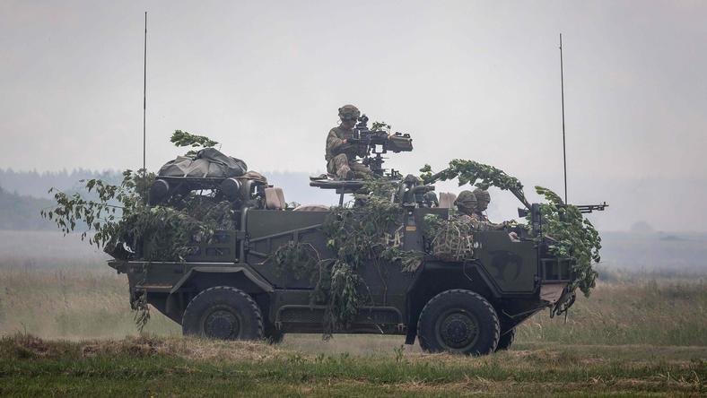 Głównym celem treningu jest sprawdzenie gotowości pododdziałów sojuszniczych do działania w terenie