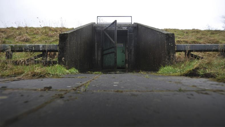 A former Regional Government HQ Nuclear bunker built by the British government during the Cold War has come up for sale in Ballymena, Northern Ireland