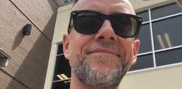 """Adam """"Nergal"""" Darski wyrzucony z siłowni w Stanach. Z powodu koszulki"""