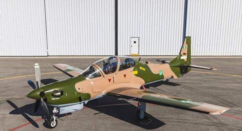 Nigeria to receive six fighter jets in July (Presidency/Twitter)