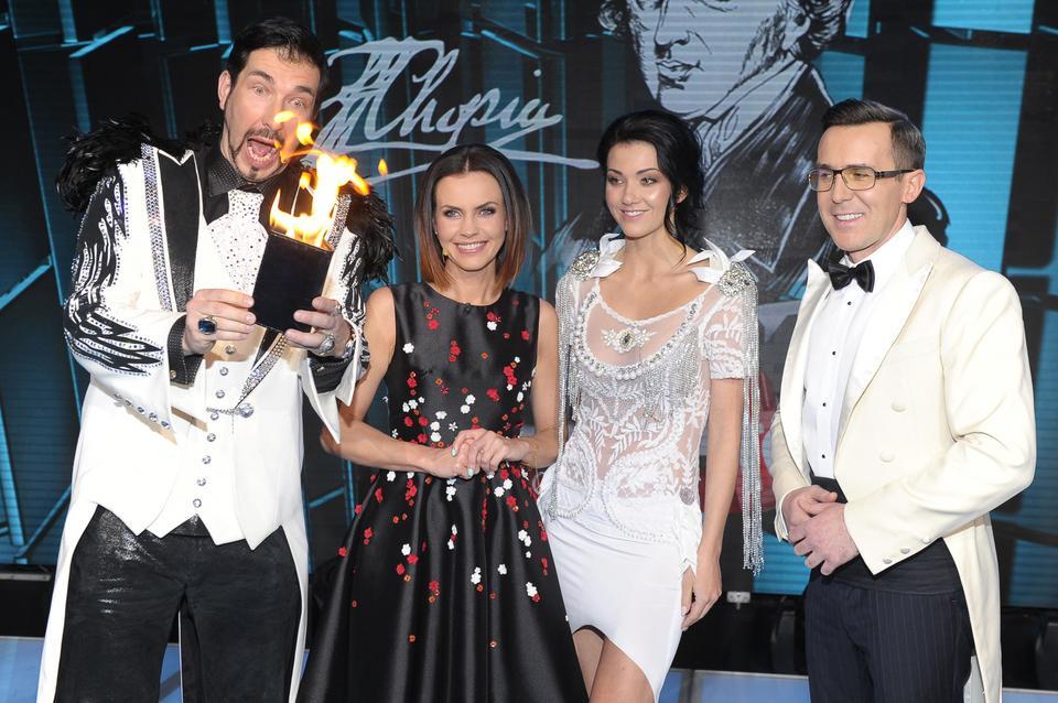 Marcin Muszyński, Sylwia Dekiert, Ewelina Lesiak i Maciej Kurzajewski