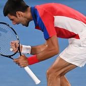 DA LI JE MOGUĆE?! Kačket Nemice i RETKO KORIŠĆENO tenisko pravilo sprečili Novaka i Ninu da naprave brejk!
