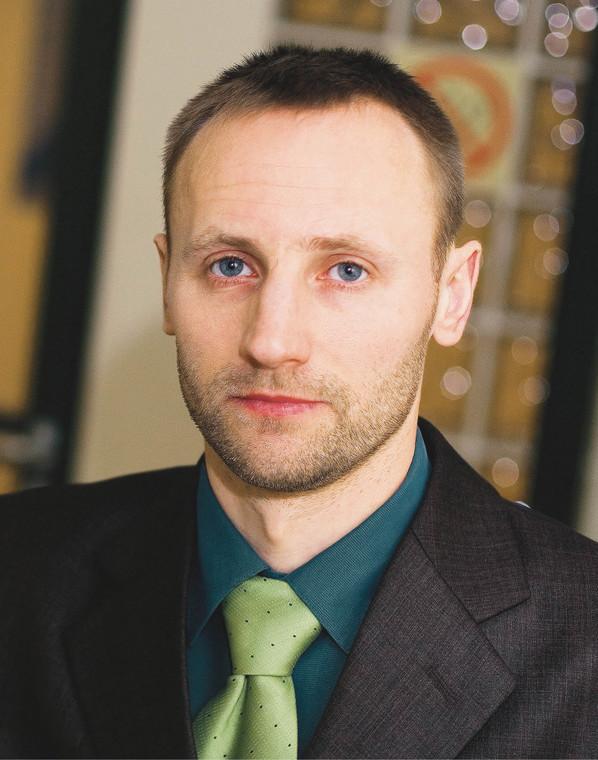 Andrzej Antkiewicz, sędzia Sądu Rejonowego w Grudziądzu  fot. Marek Matusiak