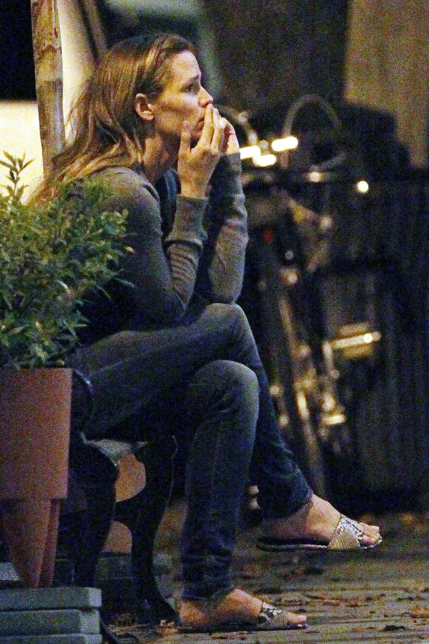Jennifer Garner płacze