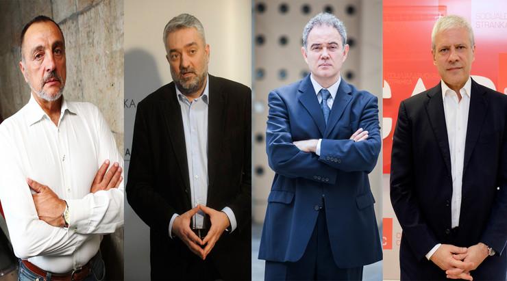 Opozicioni lideri kolaz