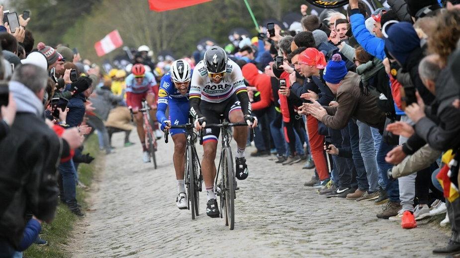 Paris-Roubaix (zdjęcie archiwalne z 2019 r.)