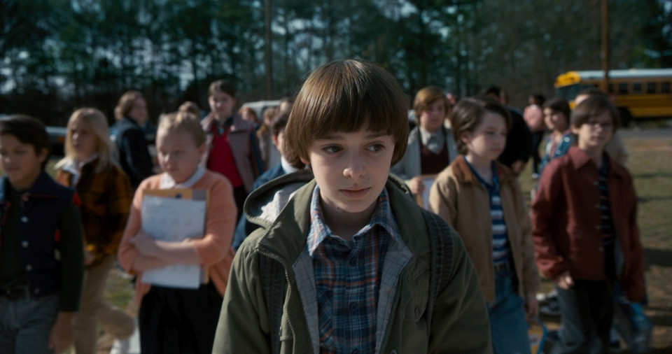 """Stranger Things 2"": kadr z serialu"