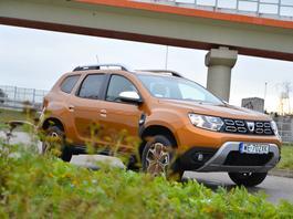 Dacia Duster TCe 100 - głos rozsądku