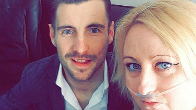 Henry met Sean Piles as she began to live her new life, five months after they got engaged, the couple were hit with a devastating news