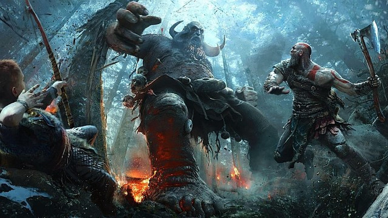 God of War jednak z trybem 60fps na PS4 Pro?
