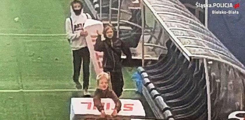 Bielsko-Biała. To dzieci okradły stadion! Najmłodsze miało 11 lat...