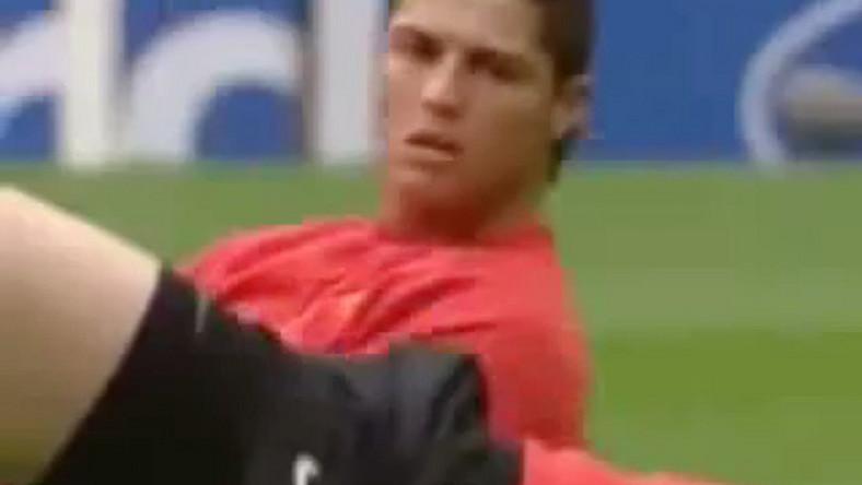 Zobacz, jak Ronaldo odkrywa swoją seksualność
