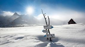 Zimą w góry