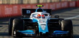 Kubica znów ściga się w F1. W Melbourne mu nie poszło