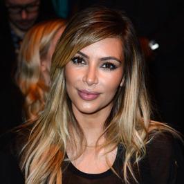 """Kim Kardashian wróciła do """"pracy"""""""