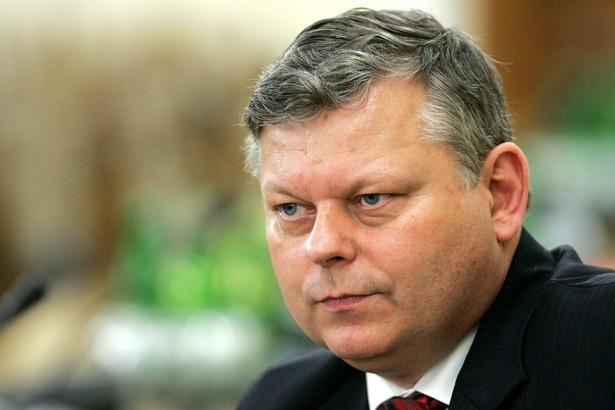 Marek Suski. Fot. Wojciech Jargiło/Newspix.pl