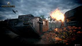 World of Tanks - bitwy z czasów I wojny światowej na konsolach
