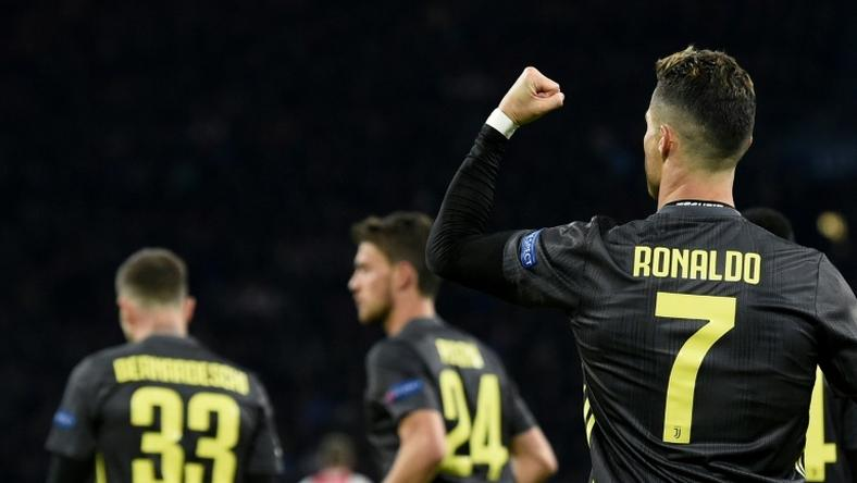 Five-time Champions League winner Ronaldo has scored 125 goals in the European competition