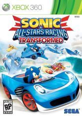 Okładka: Sonic & All-Stars Racing Transformed