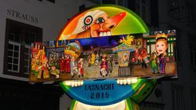 Karnawał w Bazylei - oni się bawią, gdy reszta już pokutuje