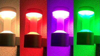 Smarte Außenbeleuchtung: So leicht klappt das Nachrüsten