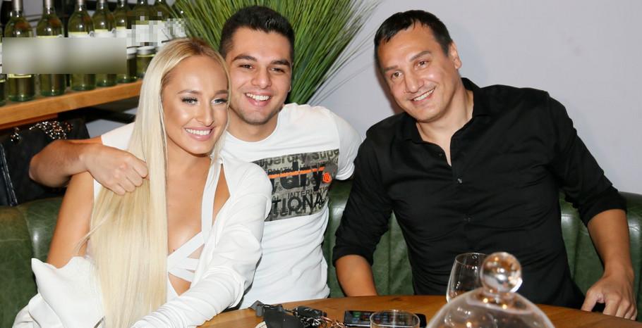Marko Miljković, Luna, Adam i Gagi Đogani