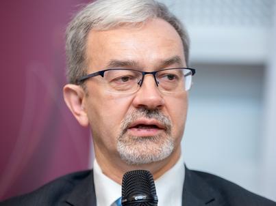 Wiceminister rozwoju Jerzy Kwieciński