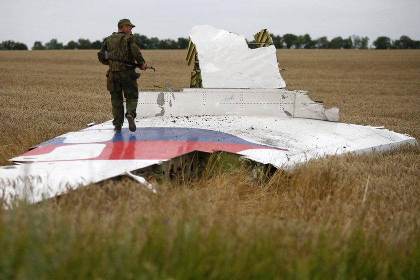 Katastrofa boeinga na Ukrainie