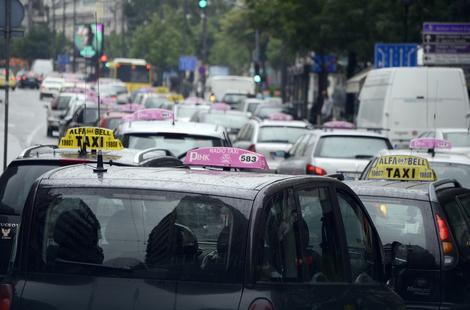 Beogradski taksisti izbegavaju prigradska naselja