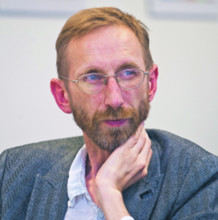 Rafał Szymczak konsultant komunikacji społecznej, prezes Fundacji Argus, członek Obywatelskiego Forum Legislacji
