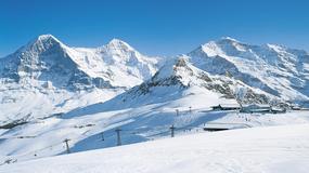Narty w Szwajcarii - Grindelwald i Jungfraujoch czyli narty z widokiem na Eiger