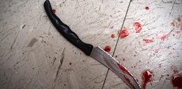 Dźgnął kolegę nożem bo chciał odzyskać 100 zł
