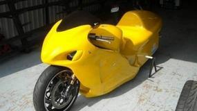 Najszybszy motocykl świata sprzedany