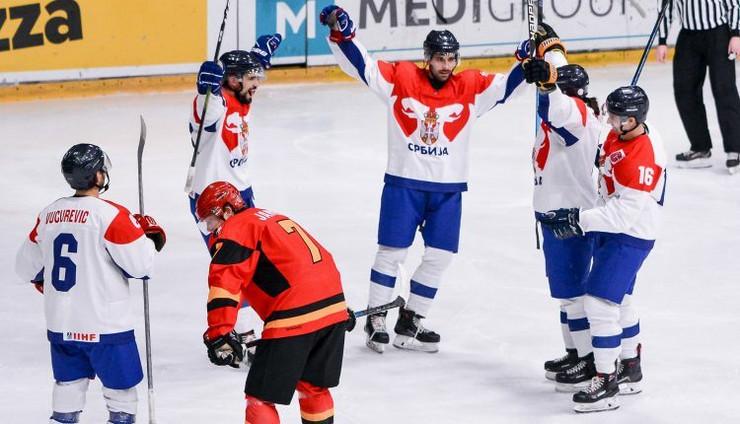 Hokej reprezentacija Srbije