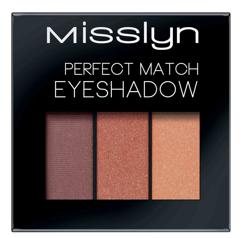 MISSLYN BEAUTY IN BOOTS Perfect Match Eyeshadow