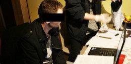 Znany haker złapany! Okradał klientów banków