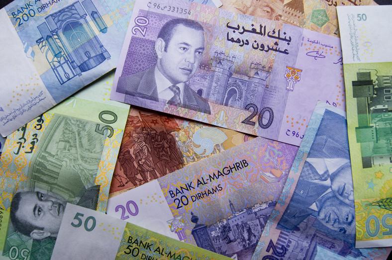 The Moroccan dinar