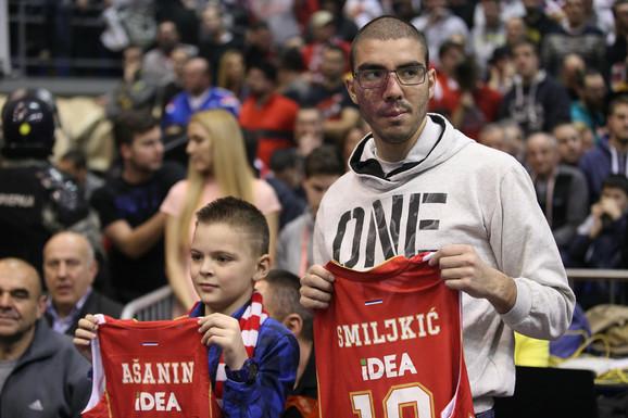 Sin Zorana Ašanina i Dušan Smiljkić
