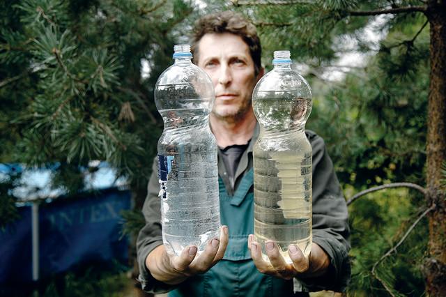 Žuta voda u Zrenjaninu je uobičajena pojava