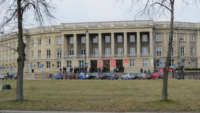 Uniwersytet w Białymstoku ogłosił konkurs na swoje logo