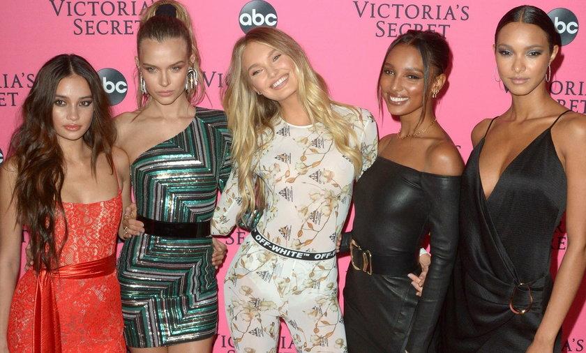 Pokaz mody Victoria's Secret w Nowym Jorku