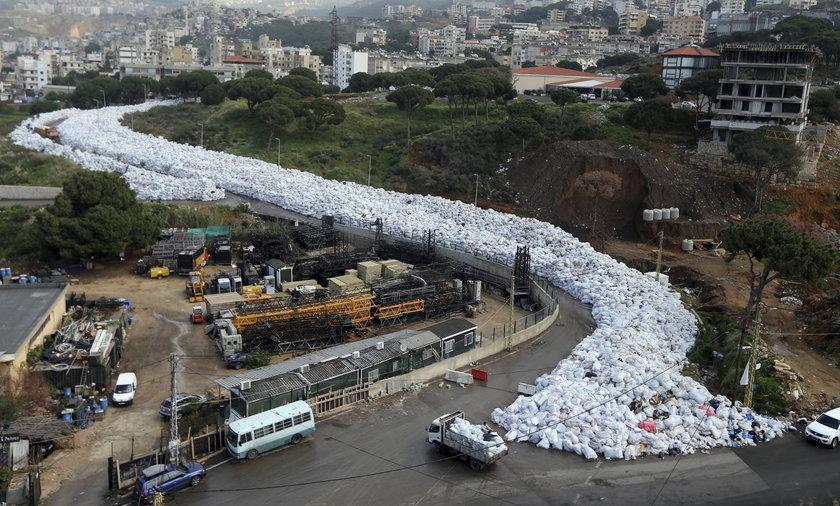 Rzeka śmierci płynie przez Bejrut