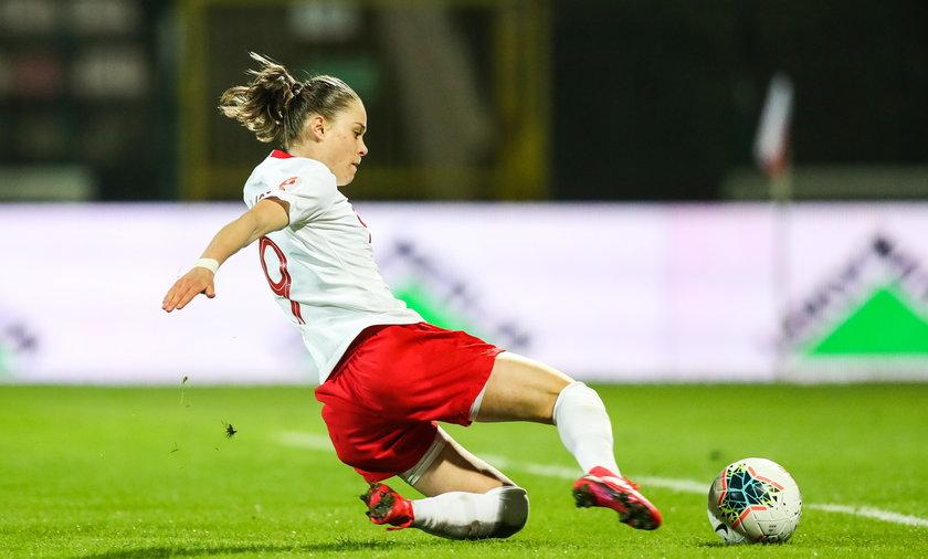 07.03.2020 POLSKA - MOLDAWIA KOBIET ELIMINACJE MISTRZOSTW EUROPY UEFA EURO 2021 PILKA NOZNA KOBIET