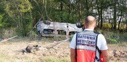 Tragiczny wypadek na A4. Nie żyje pięć osób