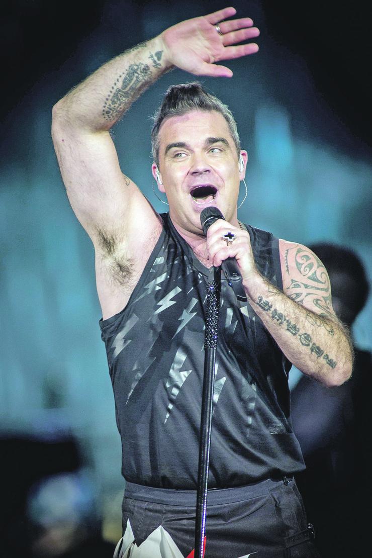 Robbie Williams profimedia-0348400652 robi vilijams
