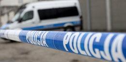 Makabra w Będzinie. W centrum miasta płonęło ciało mężczyzny