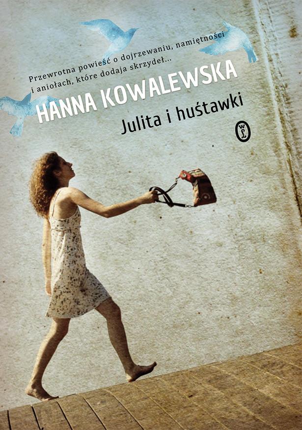 """""""Julita i huśtawki"""" Hanna Kowalewska"""