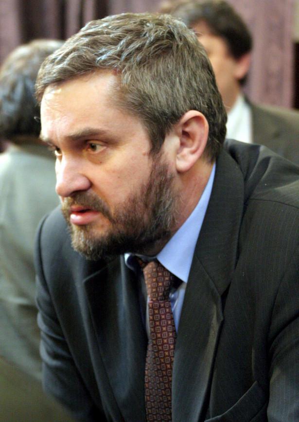 Jan Krzysztof Ardanowski. Fot. PAP