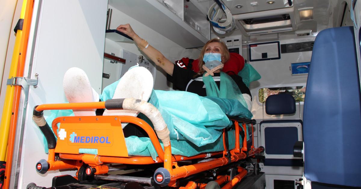 Sylwia Wysocka walczy o powrót do zdrowia po brutalnym pobiciu